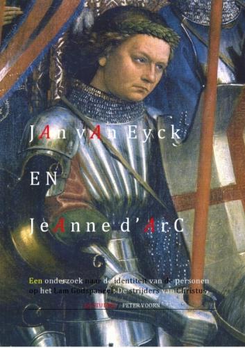 Jan Van Eyck en Jeanne d'Arc