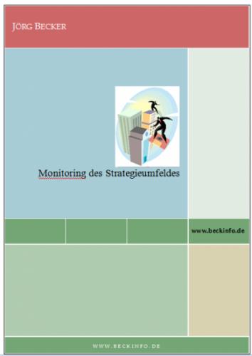Monitoring des Strategieumfeldes