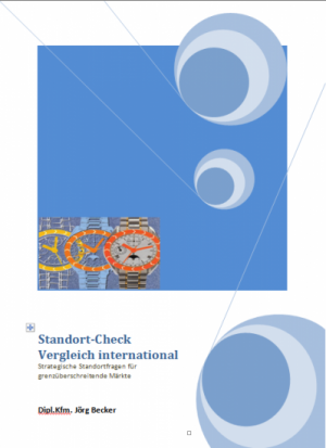 Standort-Check Vergleich international