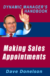 Making Sales Appointments