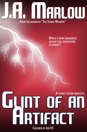 Glint of an Artifact (Children of Jad #3)