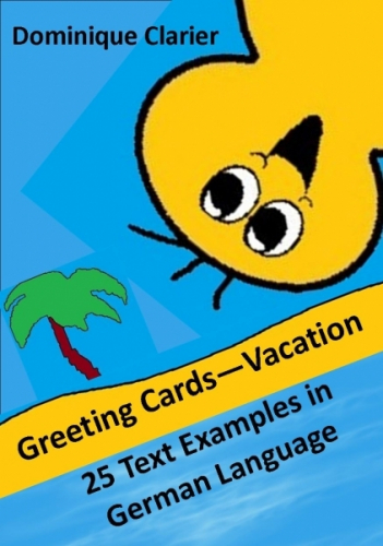 25 Text Examples of German Greeting Cards - Vacation -