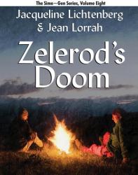 Zelerod's Doom (Sime~Gen, Book 8)