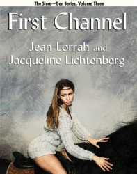 First Channel (Sime~Gen Book 3)