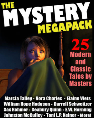 The Mystery Megapack: 25 Modern and Classic Mystery Stories