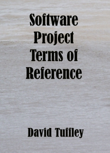 How to Write Software Project Terms of Reference