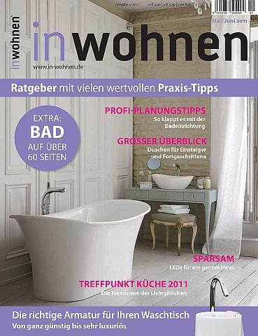 inwohnen - Ausgabe 1/2011