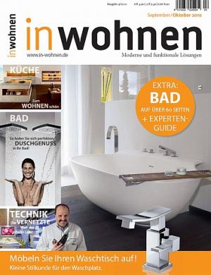 inwohnen - Ausgabe 4/2010