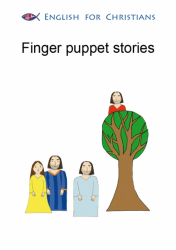 Finger puppet stories