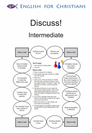 Discuss! - Intermediate