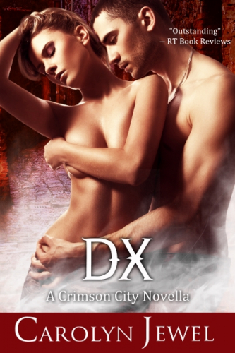 DX - Crimson City
