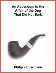 An Addendum to the Affair of the Dog which Did Not Bark