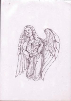 les larmes de anges