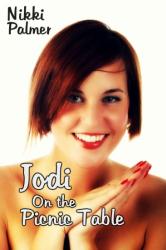 Jodi on the Picnic Table
