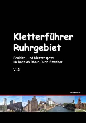 Kletterführer Ruhrgebiet V.13