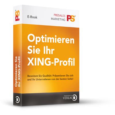 Optimieren Sie Ihr XING-Profil