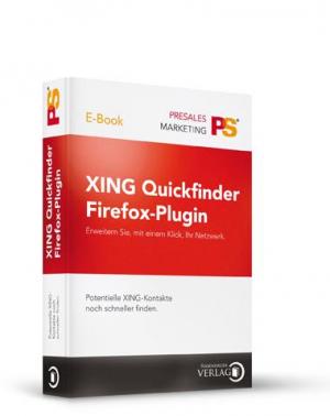 XING Quickfinder Firefox-Plugin