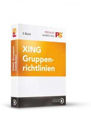 Vorlage für Gruppenrichtlinien in XING