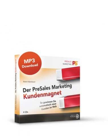 Der PreSales Marketing Kundenmagnet - Hörbuch
