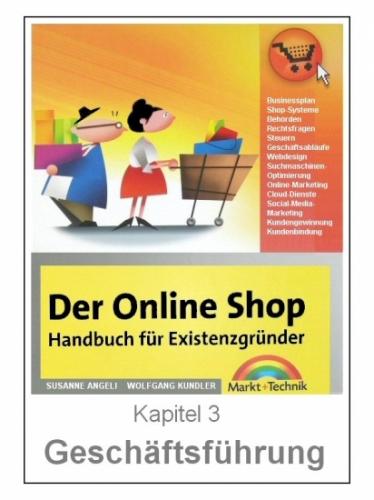 Der Online Shop - Geschäftsführung