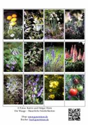 Kalender Autark leben - Der Bauerngarten