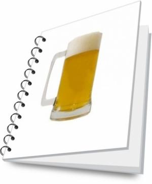 Bier am Morgen und man hat Kummer und Sorgen