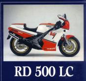 yamaha rd 500 lc v4