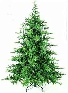 Der ungeschmückte Weihnachtsbaum