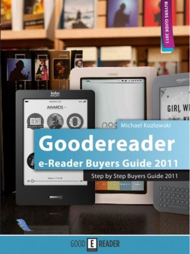 goodereader - The e-Reader Buyer's Guide for 2011