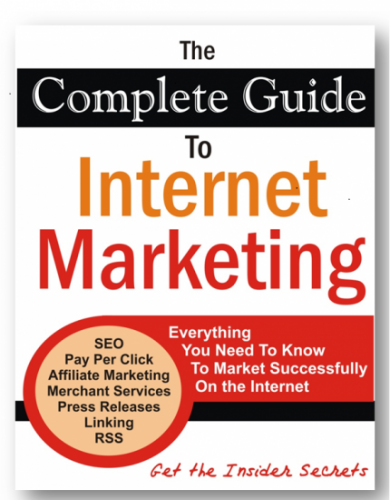 The Complete Internet Marketing