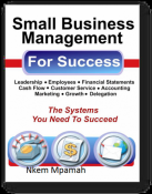 Small Business Management For Success