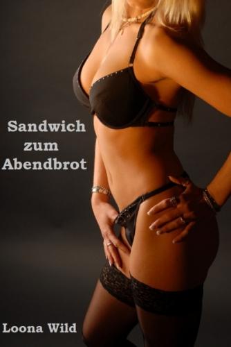 Sandwich zum Abendbrot