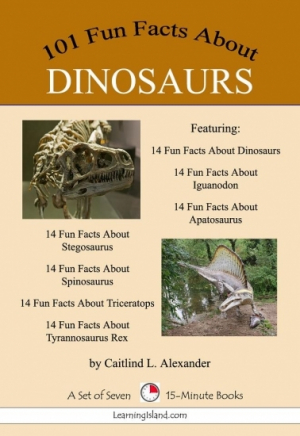 101 Fun Facts About Dinosaurs