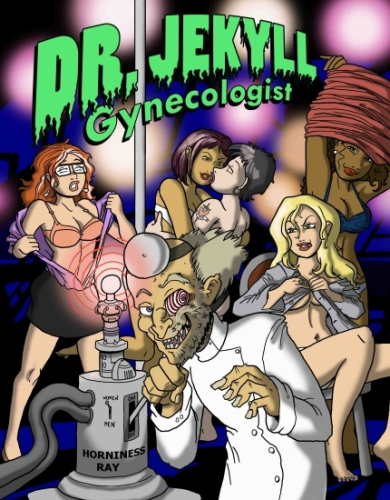 Dr. Jekyll, Gynecologist (comic book)