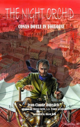 The Night Orchid - Conan Doyle In Toulouse