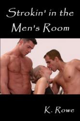 Strokin in the Men's Room