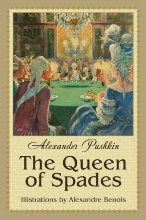 The Queen of Spades (Illustrated)
