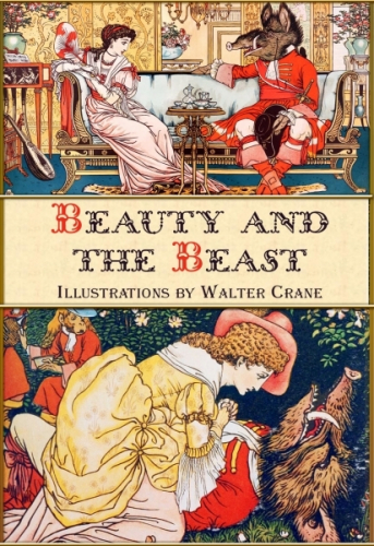 Beauty and the Beast (illustrated)