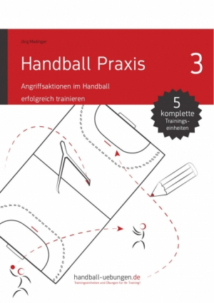 Angriffsaktionen im Handball erfolgreich trainieren