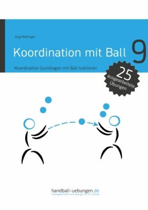 Koordination mit Ball