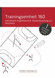 Individuelle Angriffstechnik: Körpertäuschung zur Wurfhand
