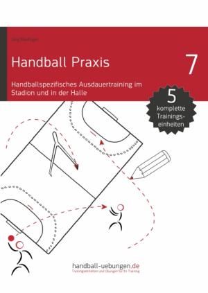 Handballspezifisches Ausdauertraining im Stadion und Halle