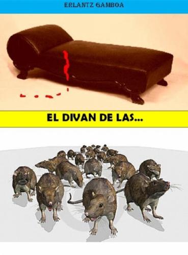 EL DIVÁN DE LAS RATAS