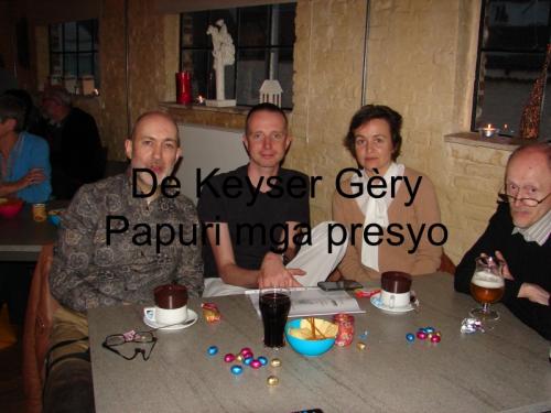 Papuri mga presyo