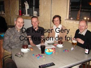 Confession de foi