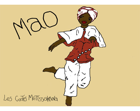 Le conte ' Mao '