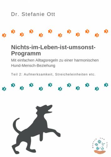Harmonische Mensch-Hund-Beziehung (2)