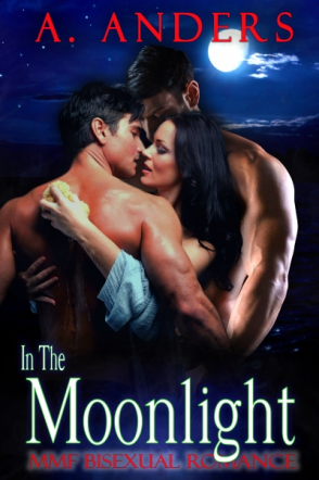 In The Moonlight: MMF Bisexual Romance
