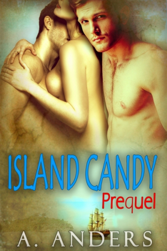 Island Candy: Prequel (MMF Bisexual Romance)