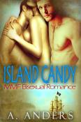 Island Candy: MMF Bisexual Romance